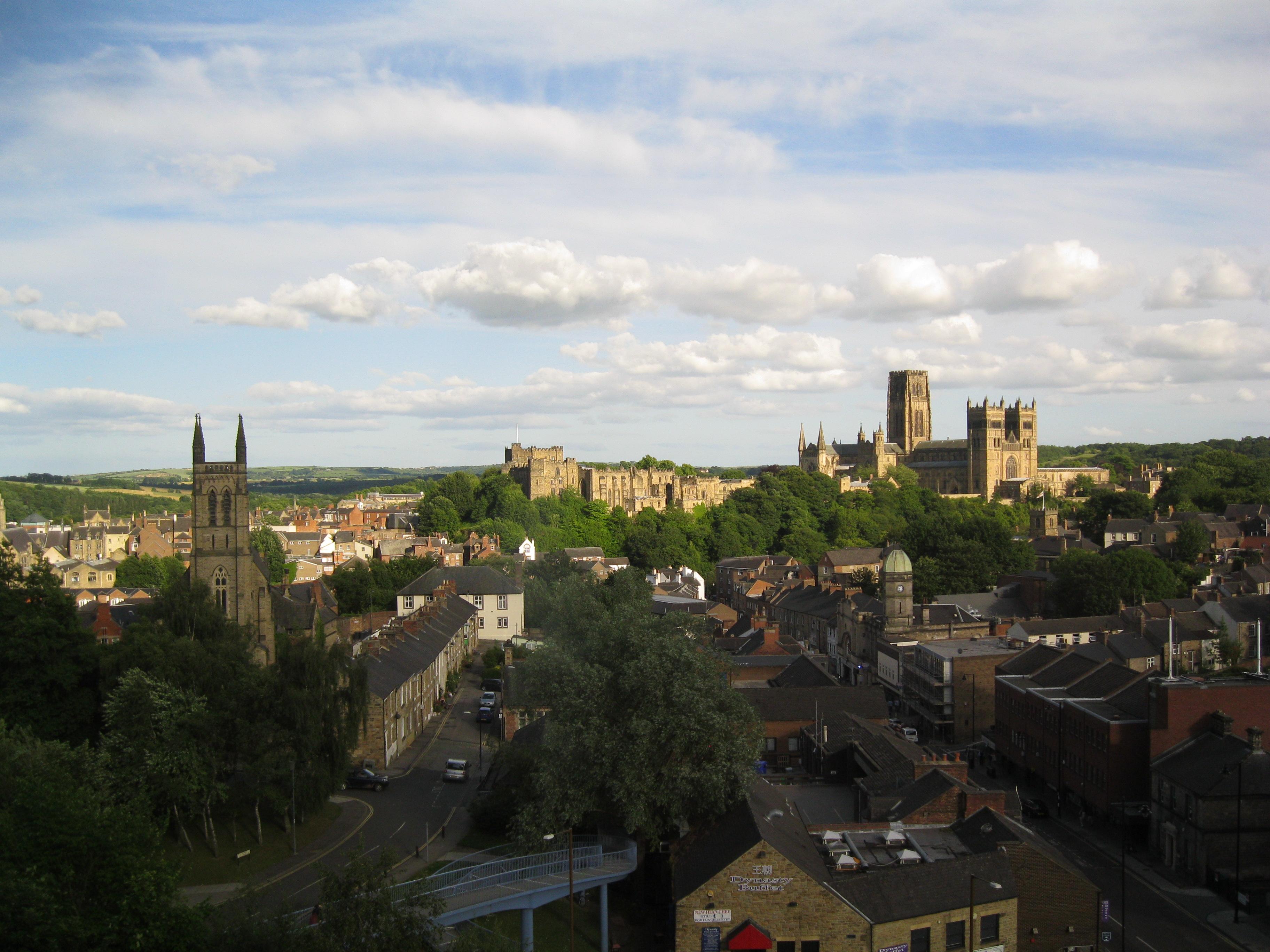 Durham Town Change Here