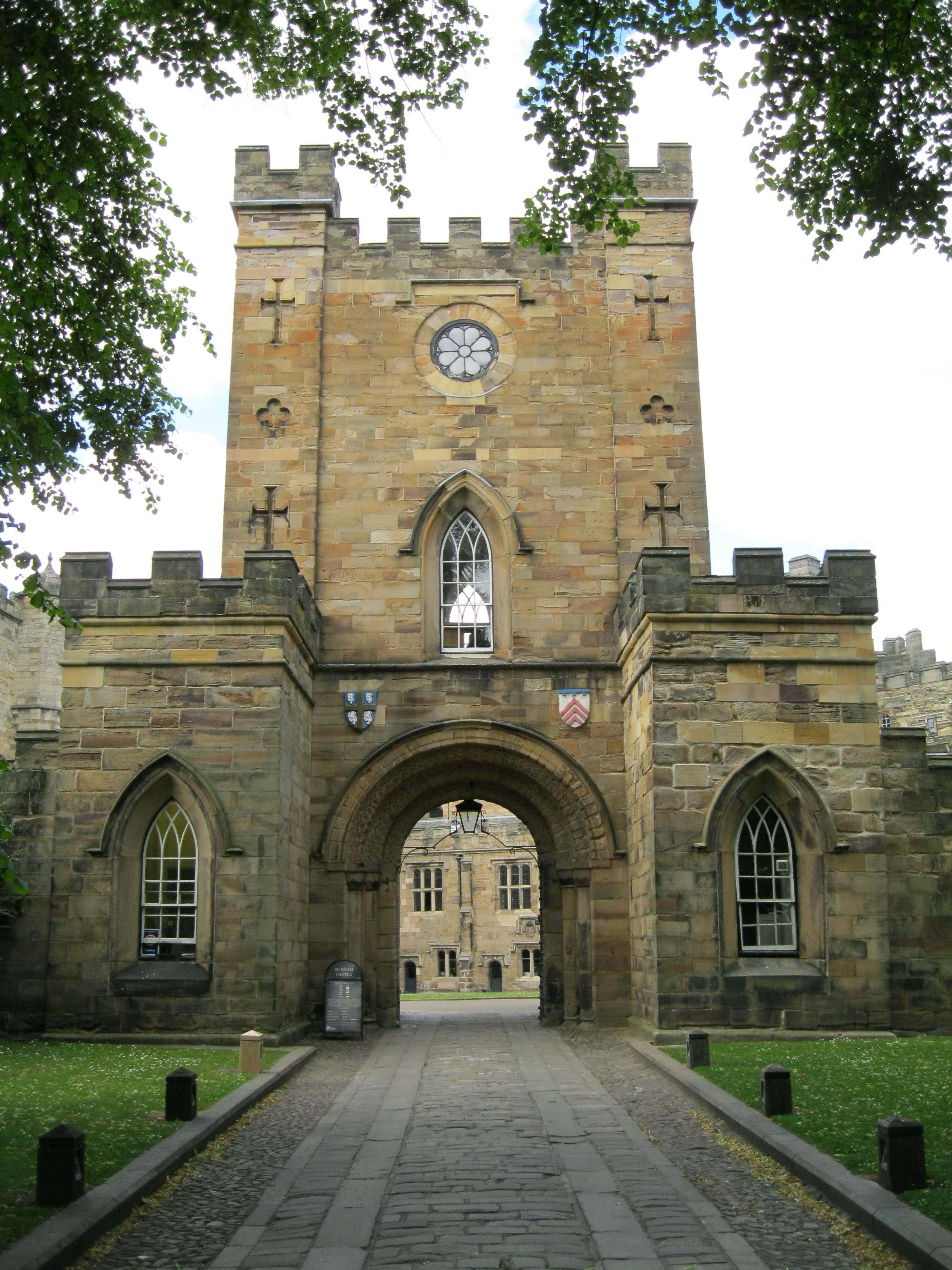 Durham Castle | Change Here