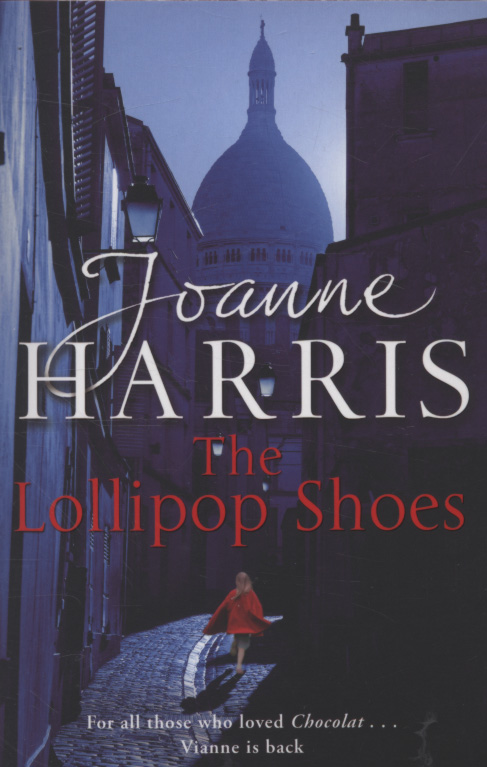 The Lollipop Shoes Book Review
