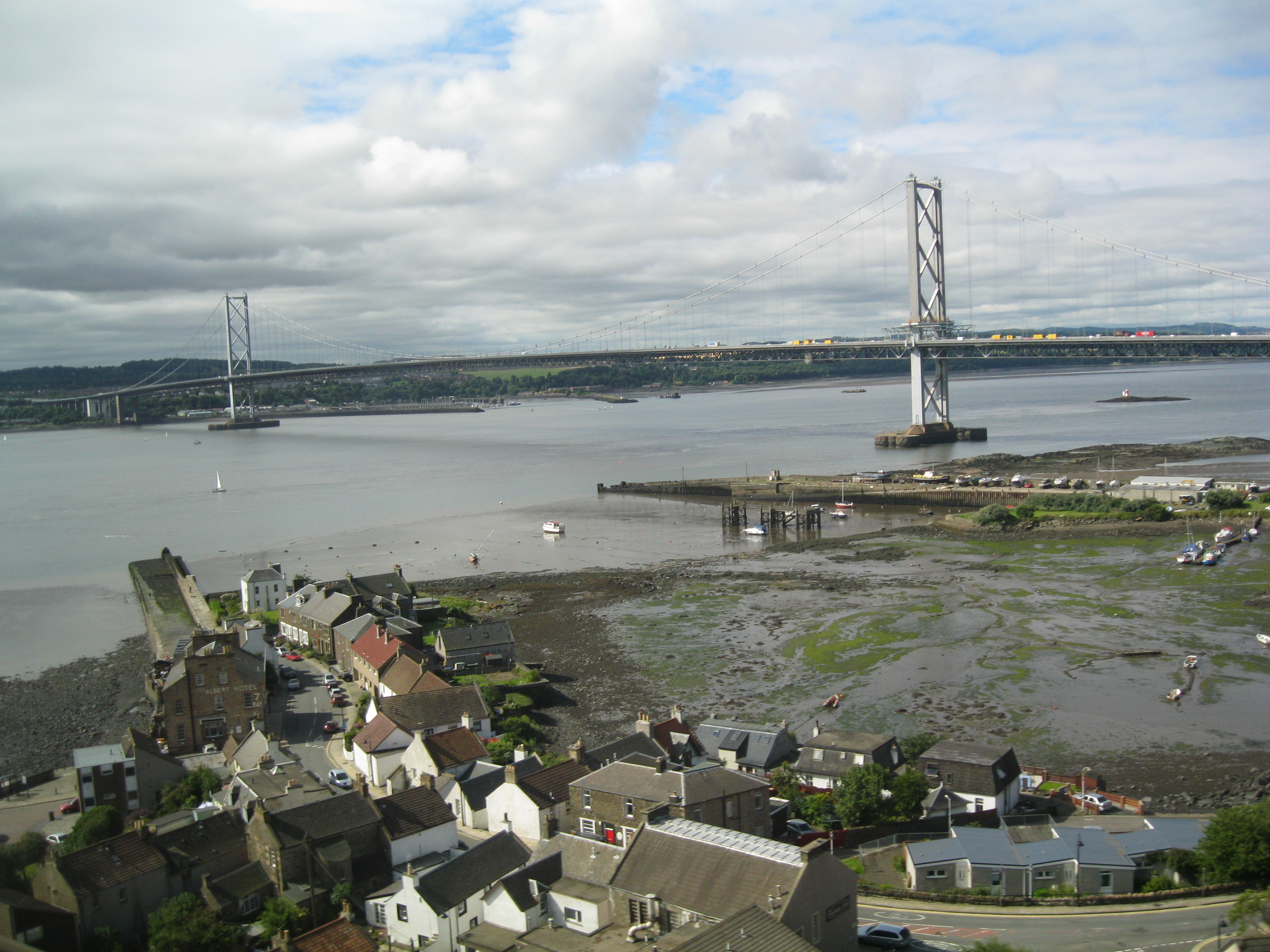 firth of forth change here