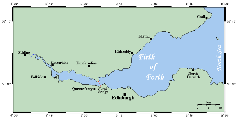 North Sea - Kingdom Fall