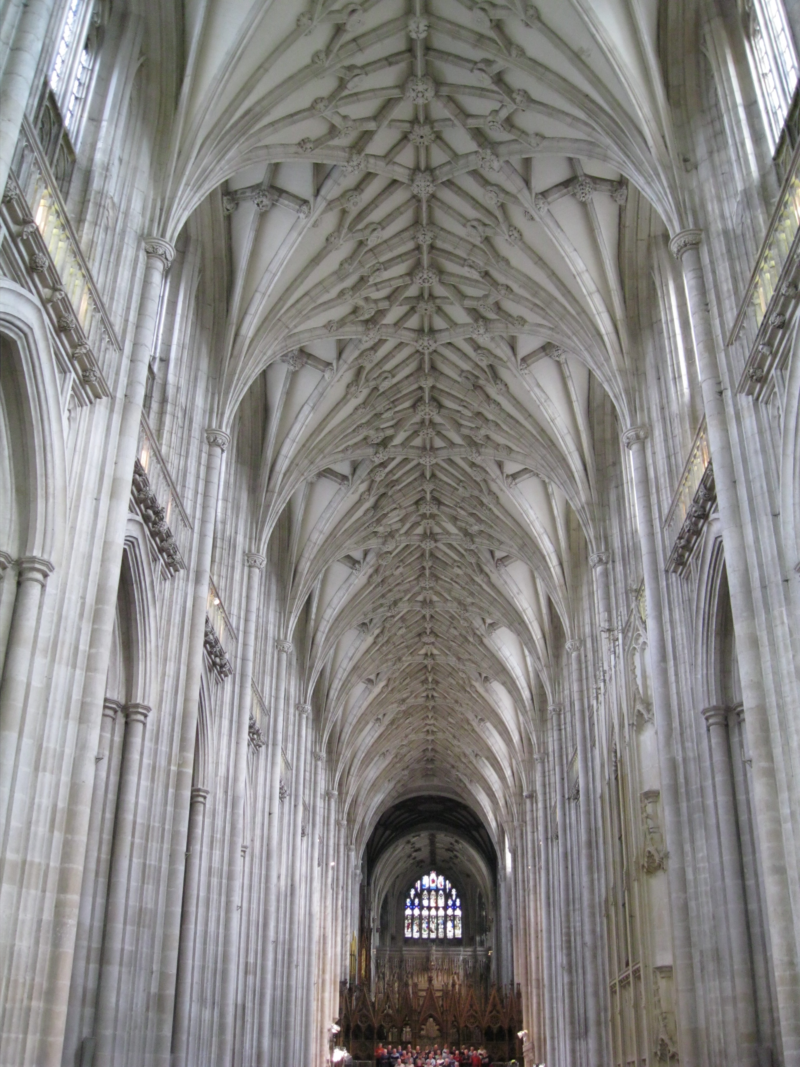 Inside Winchester Cathedral Change Here