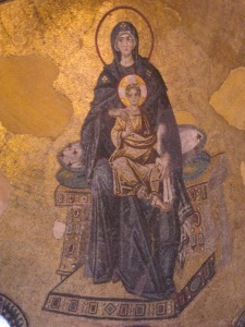 One of the most well-preserved Christian mosaics.