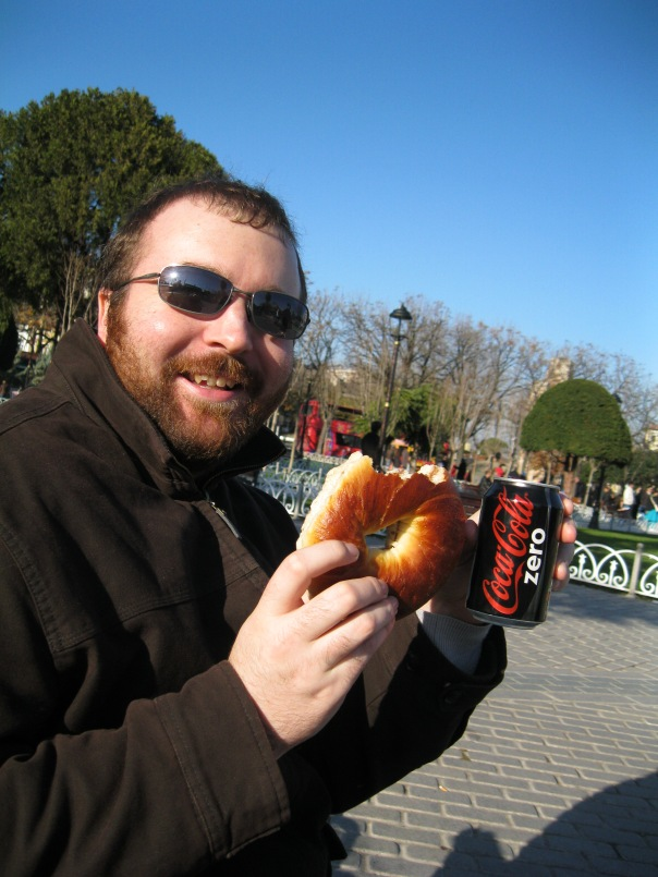 xLunch in Sultanahmet Square