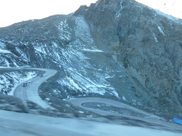 You've heard all about our driving trip over the Andes - without a doubt a highlight of more than just one year!